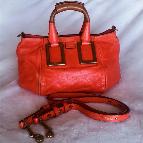 a9071bd0bd Chloe Handbags - Chloe Ethel satchel bag ✨Vintage✨ AUTHENTIC✨